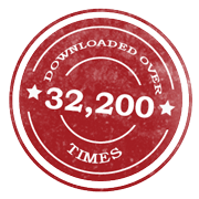 Over 32,200 Downloaded since 2009