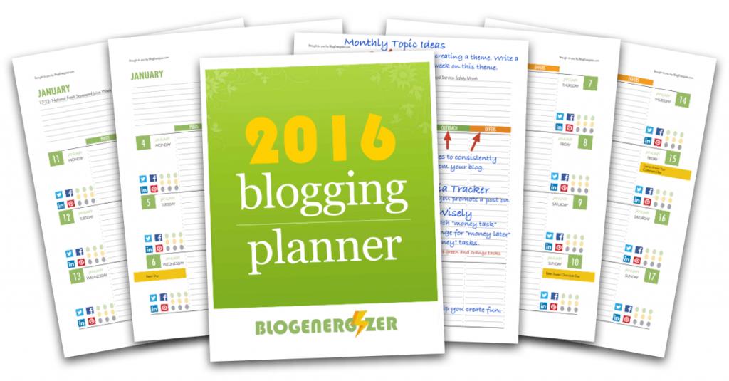 2016 Planner Groupshot