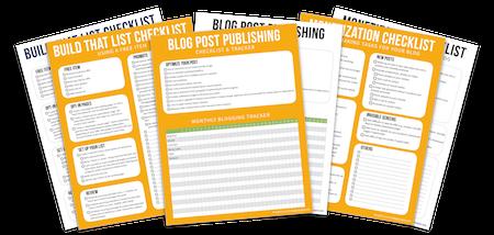 Checklist Groupshot